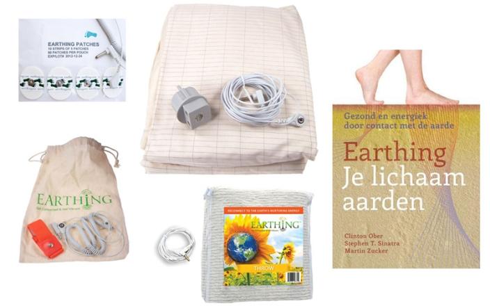 Earthing producten - producten - EMwinkel.nl