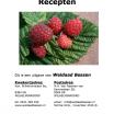 Frambozen recepten e-boekje