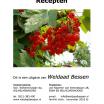 Rode en witte bes recepten e-boekje