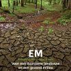 Effectieve Microorganismen – voor een duurzame landbouw en een gezond milieu, prof. Higa