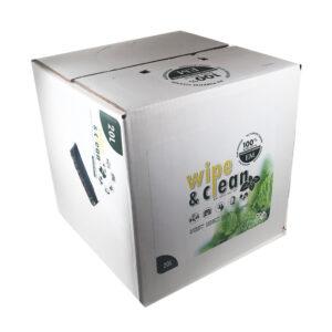 20 liter wipe en clean munt _800
