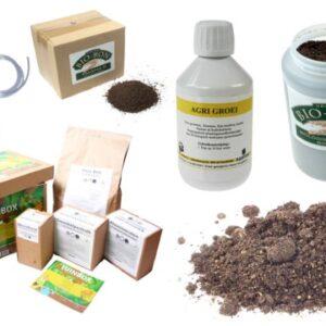 EM voor tuin en plant
