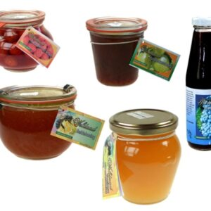 Weldaadbessen & honing