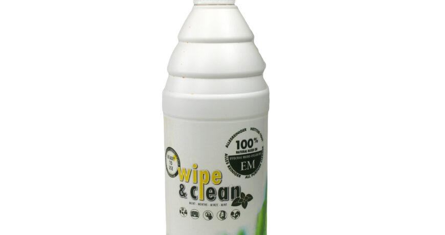 wipe en clean spuitfles 1 liter